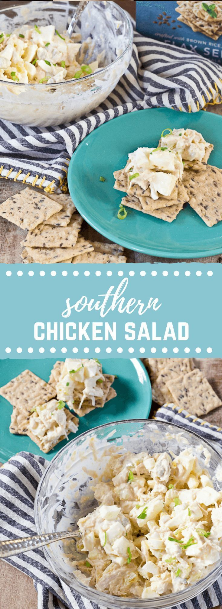 Southern Canned Chicken Salad Recipe Canned Chicken Recipes Recipe Canned Chicken Salad Recipe Easy Chicken Salad Chicken Salad Recipe Easy