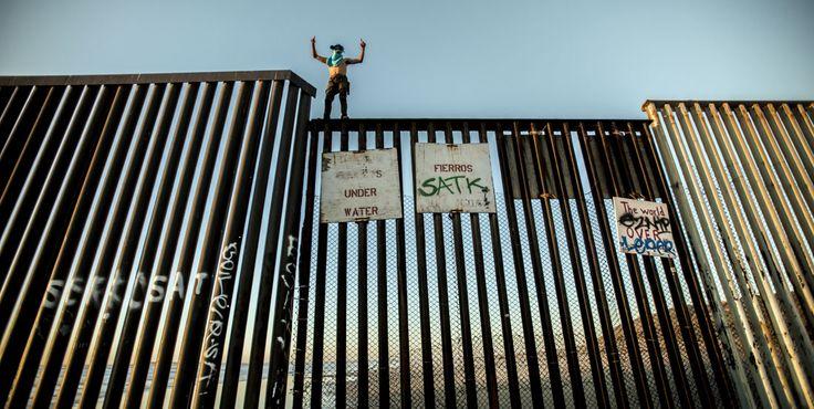 Una frontera marcada por el odio y el dolor | EL DEBATE | México