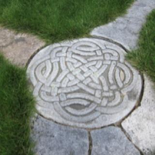 Our Friends Decorative Garden Stone