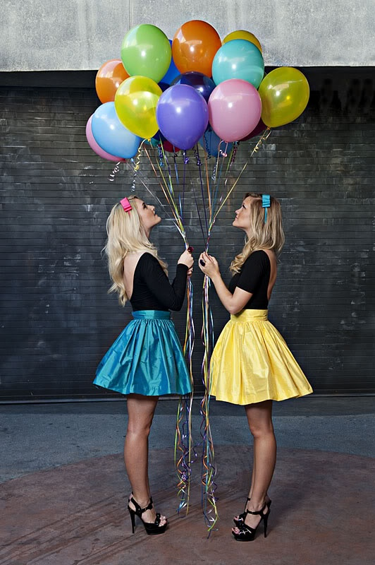 Great skirts for Mad Hatter theme!