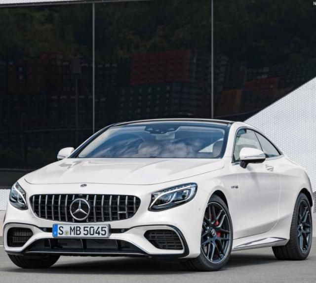 Fastest Ever Mercedes Benz S Class The S63 Amg Coupe Launched