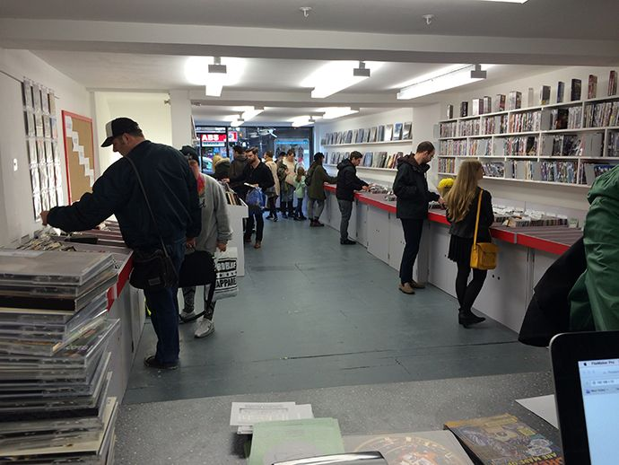 Call for Applications: Residency in A Record Store