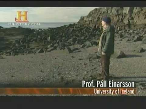 La historia de la tierra 10 Tecnónica de placas Islandia