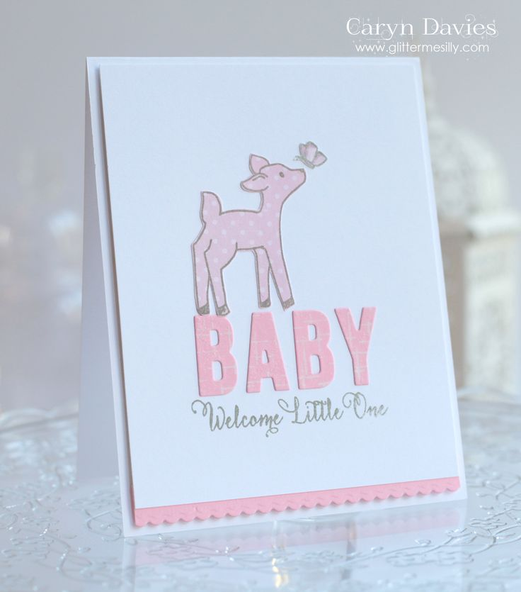 48 Best Baby Images On Pinterest Baby Cards Clear Stamps And