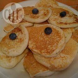 Foto recept: Veganistische pannenkoeken