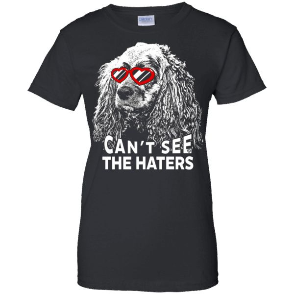 Hi everybody! Cocker Spaniel Shirt Can't See The Haters Dog Lovers Tee - T-Shirt https://vistatee.com/product/cocker-spaniel-shirt-cant-see-the-haters-dog-lovers-tee-t-shirt-2/ #CockerSpanielShirtCan'tSeeTheHatersDogLoversTeeTShirt #CockerSpanielSeeHatersTee #Spaniel #ShirtShirt #Can'tTShirt #See #TheLovers #Haters #DogT #Lovers #TeeT # # #T #Shirt #