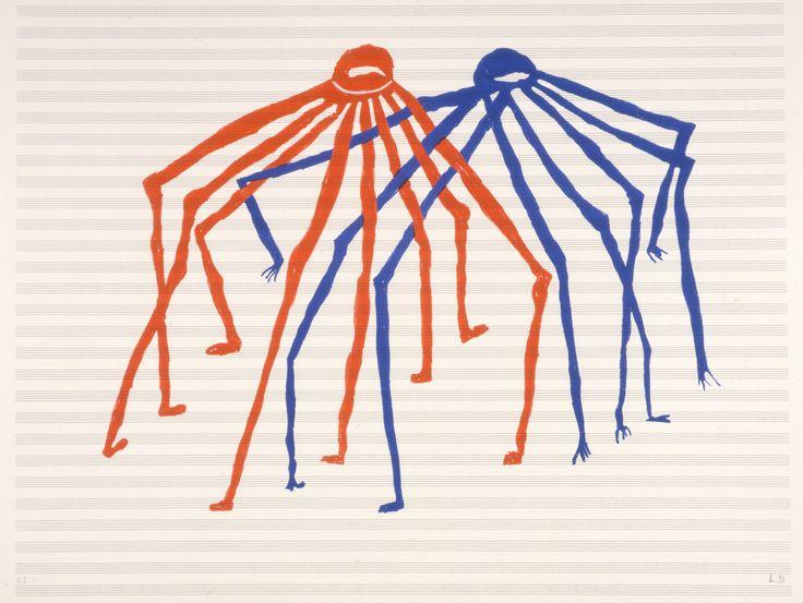 Romans z grafiką. Od Albersa do Vostella // Love Affair with Graphics. From Albers to Vostell TIME: 16.09.2015-10.01.2016 PLACE: Gmach Główny // Main Building al. 3 Maja 1