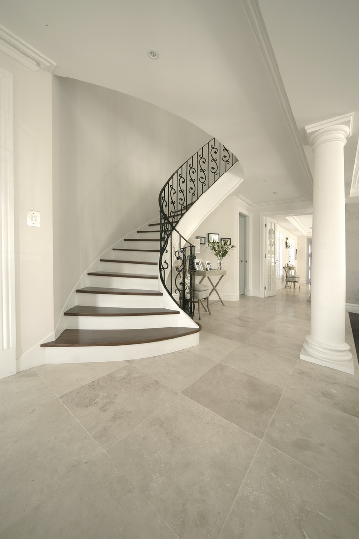 Keep it simple and chic with Amber Travertine Natural Stone range from www.ambertiles.com.au