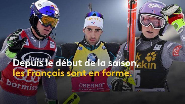 JEUX OLYMPIQUES - Il reste un mois avant le début des JO de Pyeongchang, en Corée du Sud. La épreuves des différents sports d'hiver s'enchaînent. Et certains athlètes français sont déjà en…