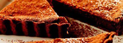 Tarte au chocolat de Zurich - Lindt