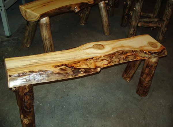 Superior How To Make Rustic Furniture | High Country Products   Custom Aspen Log  Furniture