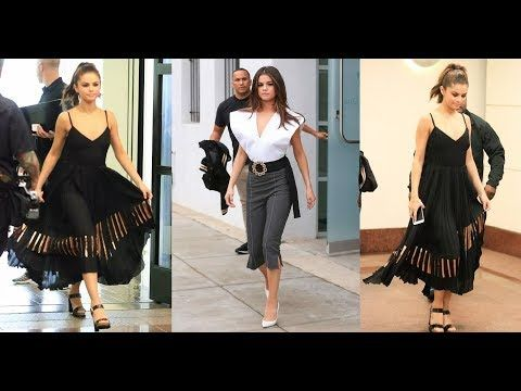 https://youtu.be/5606S5ez2k0  #Selena #Gomez shows her new fashions and styles in early June 2017. She look very cute and so nice with her new dress codes. Hope ladies will follow this fashions soon.  Did you watch these fashions ? https://www.youtube.com/watch?v=wX2On... https://www.youtube.com/watch?v=menoU... https://www.youtube.com/watch?v=AT8cB...  thanks for watch this video and don't forget to subscribe the #starslife channel to get more videos daily
