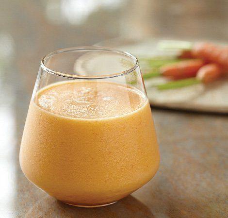 Carrot, Orange, and Apple Juice   Vitamix