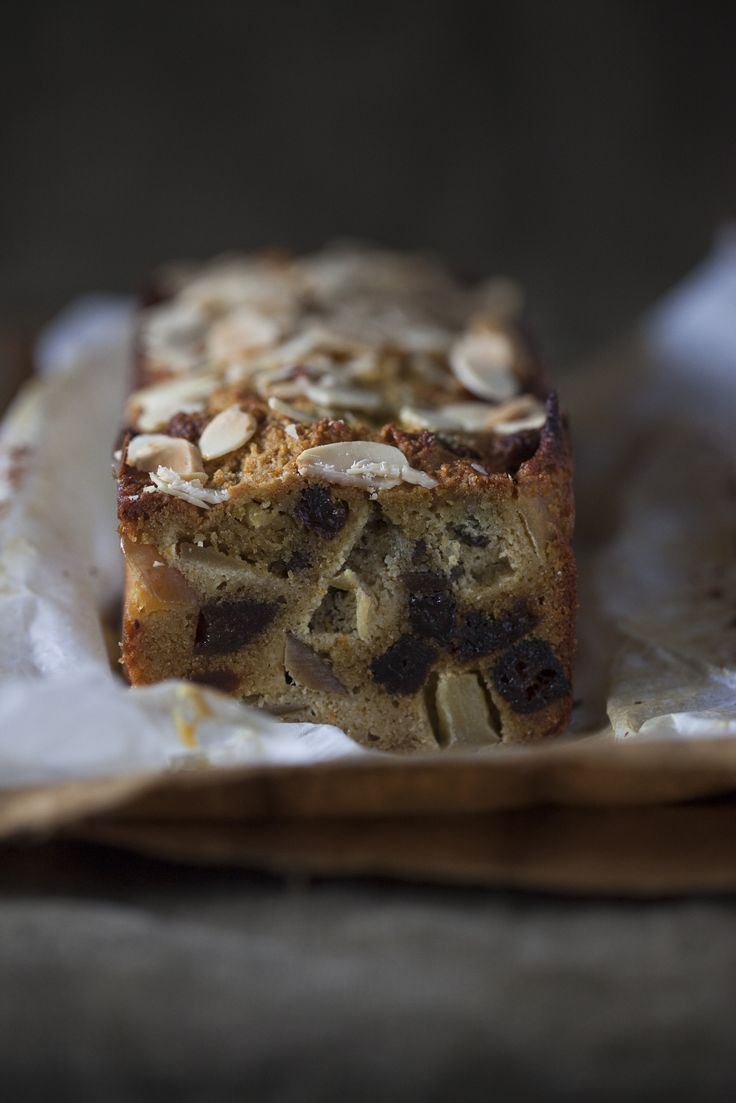 Fruit Loaf : The Healthy Chef – Teresa Cutter