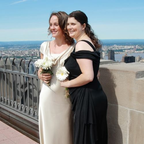 Gemma And Jessica Perkins Married Last September In New