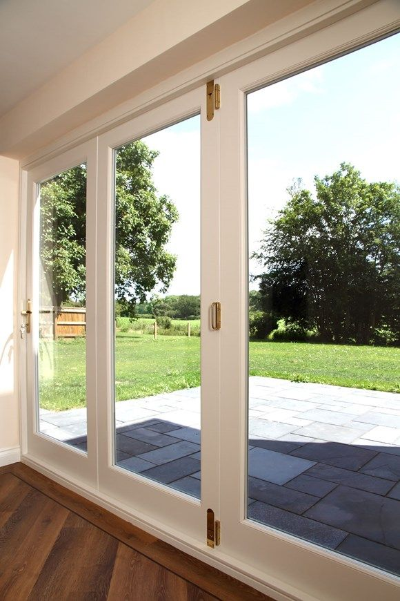 Wooden Bifold Doors Made To Order | Lomax+Wood