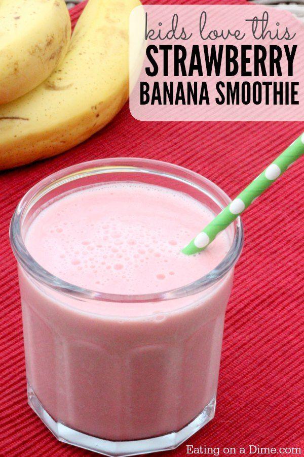 recipe: blueberry oatmeal smoothie without yogurt [8]