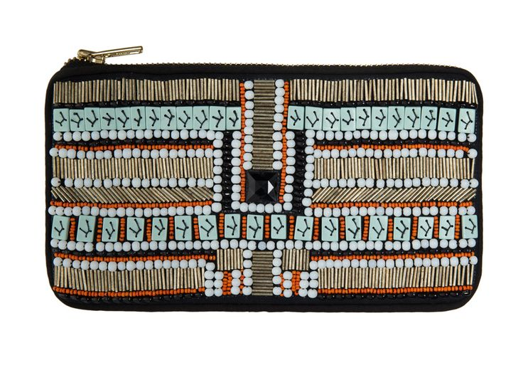 850715 – Serina Clutch - Multi