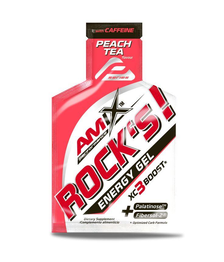 Rock's Energy Gel je ideálním zdrojem rychlé energie pro váš sportovní výkon. Obsahuje koncentrovaný komplex sacharidů, vitamín C, zdroj sodíku a kofein.