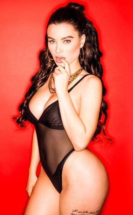 Blacked Lana Rhoades