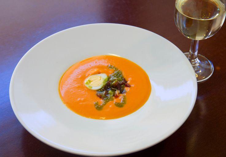 Eine leckere Suppe als alternative zur Gazpacho
