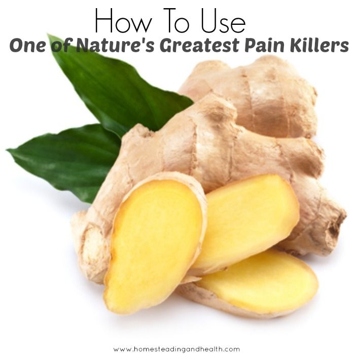 How to use one of nature's greatest pain killers for pain relief: http://www.homesteadingandhealth.com/how-to-use-one-of-natures-greatest-pain-killers/