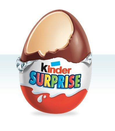 Un Kinder surprise ... tout simplement