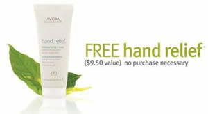 FREE Travel-Sized Hand Relief at Aveda Stores on http://www.icravefreebies.com/