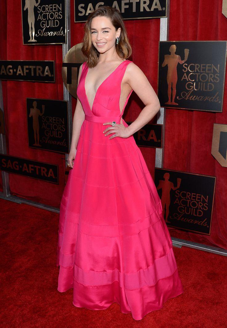Jennifer Lawrence, Emilia Clarke, Charlize Theron,