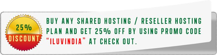 Web Hosting Plan Offer