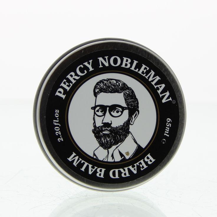 Percy Nobleman Beard Balm Wax 65ml  Percy Nobleman Beard Balm. Geparfumeerde balm. Samengesteld uit natuurlijke boters en wax voor het stylen en verzorgen van de baard. Gemaakt om jeukende baarden en schilferige huid te verhelpen. Aangeboden in een stevig blikje die de balm geschikt maakt om mee te reizen. Percy Nobleman's Baard Balm is het meest geschikt voor lange of borstelige baarden die wat aandacht en verzorging nodig hebben. De balm biedt bescherming en een zachte hold en heeft een…