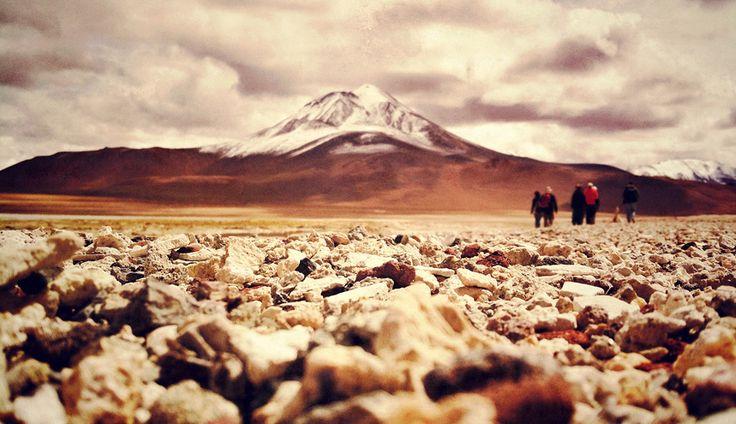 Atacama + iPhone 4