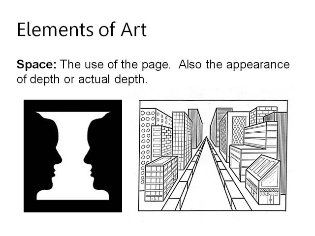 Elements Of Art Space : Best space examples images on pinterest art classroom