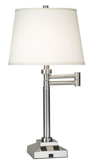 High Quality Bedside Lamp With Built In Power Outlets