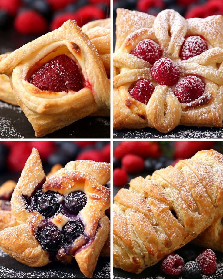 Pastry chef goals.