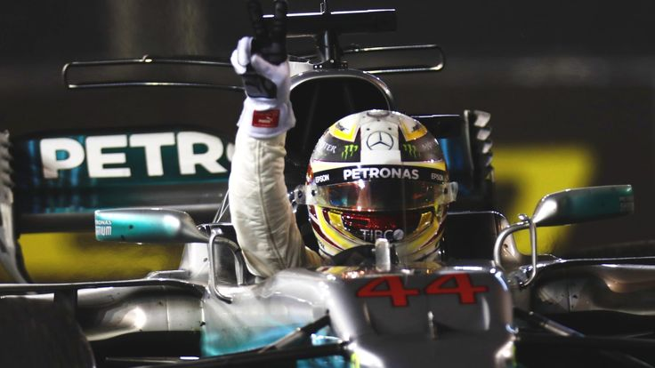 "Lewis Hamilton surprised at 'crazy' Singapore Grand Prix win    Lewis Hamilton says he is struggling to believe his victory in a ""crazy"" Singapore Grand Prix that put him in control of the title race.   http://www.bbc.co.uk/sport/formula1/41301427"