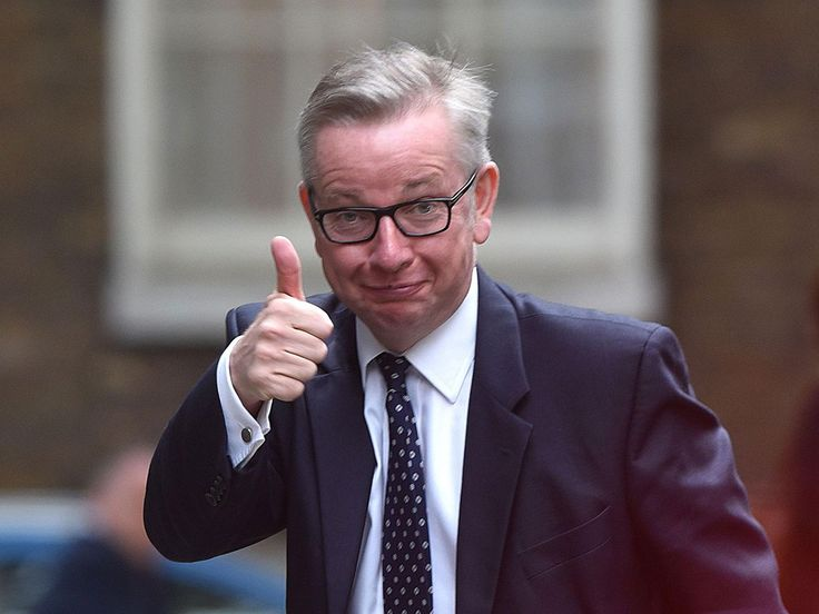 Michael Gove: Britain's worst political serial killer thwarted by a text message | UK Politics | News | The Independent