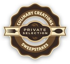 Private Selection™ Culinary Creations Sweepstakes