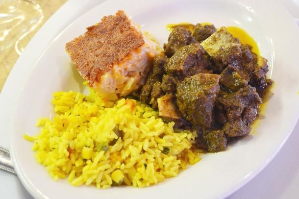 Roti, Shark, and Buss-Up Shot: Get to Know the Trinidadian Food of #NYC