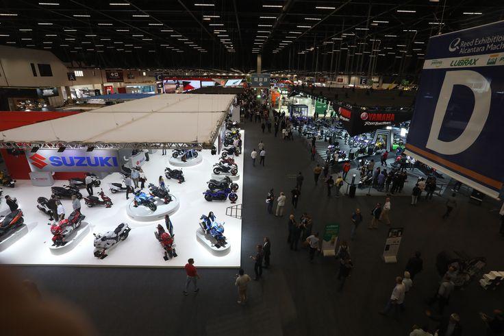 Salão Duas Rodas: G1 dá rolê e mostra onde estão 10 motos imperdíveis