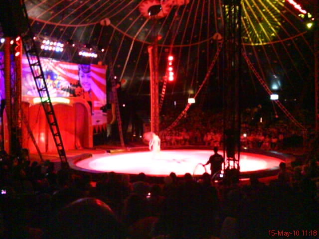 sirkus rusia