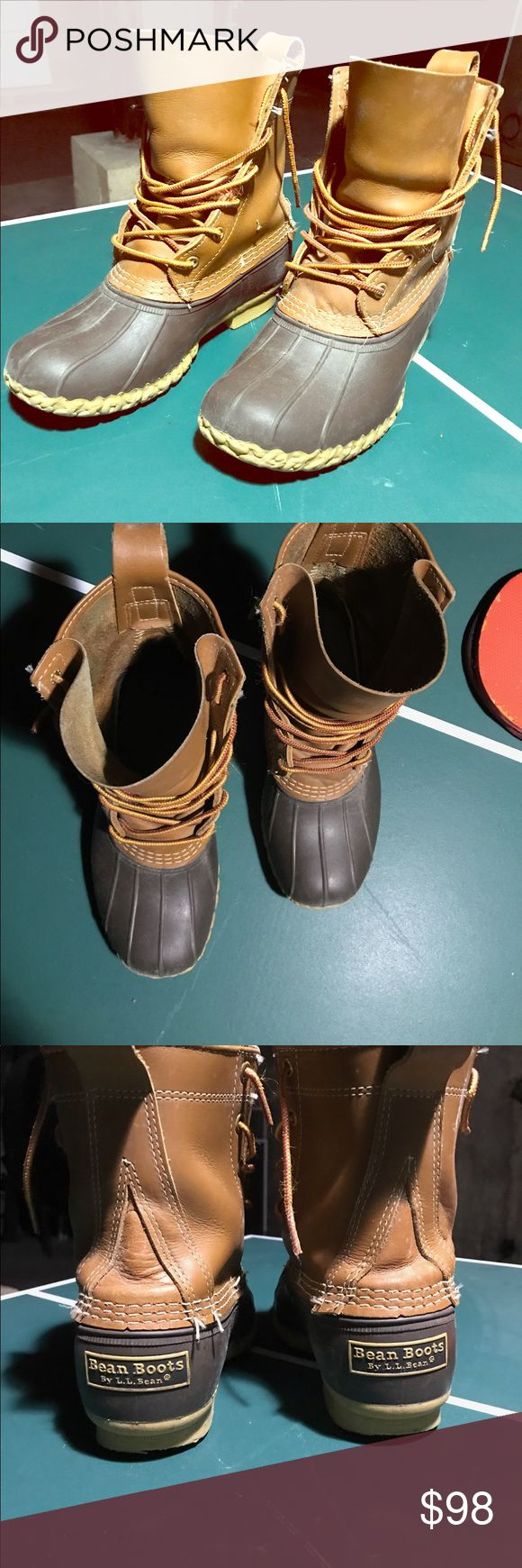 ll bean boots! Great condition L.L. Bean Shoes Winter & Rain Boots