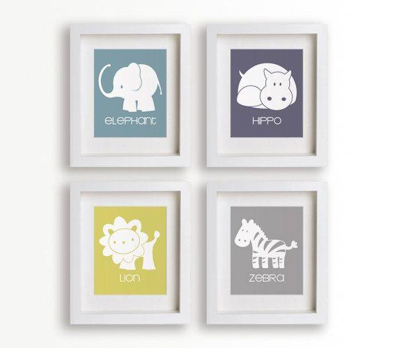42 best Decor Ideas - Chic Boy Safari Nursery images on Pinterest ...