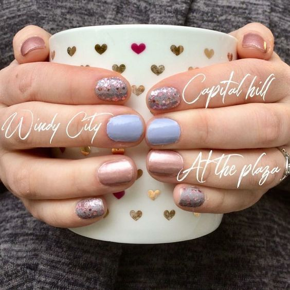 Windy City Amp Capital Hill At The Plaza In 2019 Color Street Nails Color Street Nails