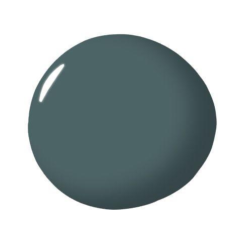 Inchyra Blue, Farrow & Ball - ELLEDecor.com