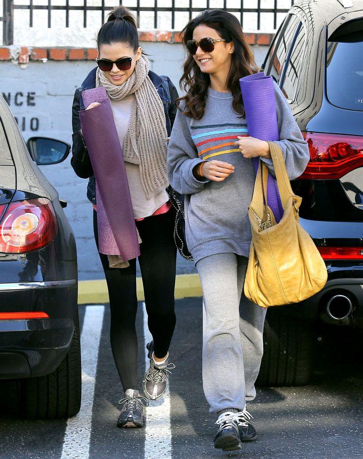 Jenna Dewan-Tatum, Emmanuelle Chriqui