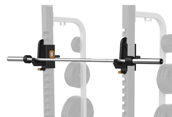 Reverse J-hooks DOPT1R, matrix gym equipment