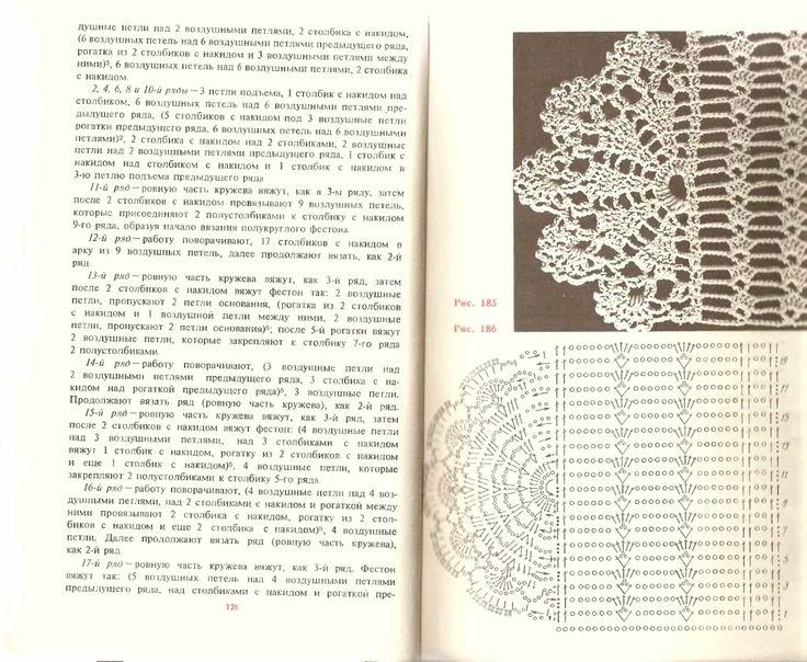 """Albumbok """"Hekleoppskrifter"""" / år for utgivelse 1987 /. Diskusjon på LiveInternet - Russian Online Diaries Service"""
