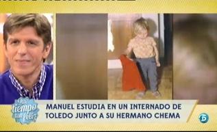 La llegada al mundo de Manuel Díaz http://www.telecinco.es/quetiempotanfeliz/llegada-mundo-Manuel-Diaz_2_1543530050.html