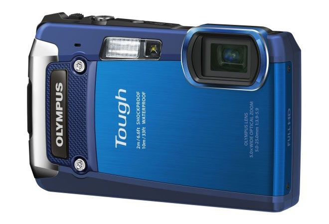 Olympus Tough TG-820 Waterproof Compact Camera: 10M Waterproof, Blue 10M, Compact Camera, Olympus Models, Feeling Olympus, Camera Tg 820, Olympus Digital, Camera Lens, Digital Camera